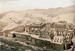 800px-Persepolis_vue_d'oiseau_Chipiez