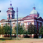 Cerkiew Marii Magdaleny w Permie, 1910
