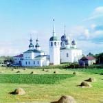 Cerkiew Zaśnięcia Najświętszej Maryi Panny w Biełoziersku, 1909