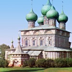 Cerkiew Zmartwychwstania Pańskiego, Kostroma, 1910