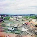 Czerdyń, w Kraju Permskim, nad rzeką Kolwą, 1910-1912 - 2