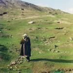 Pasterz pod Samarkandą, fot. Siergiej Prokudin-Gorski, 1905-1915 r.