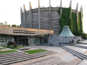 Rotunda Panoramy Racławickiej
