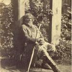 Chłop z prowincji twerskiej, fot. William Carrick, ok. 1860 r.