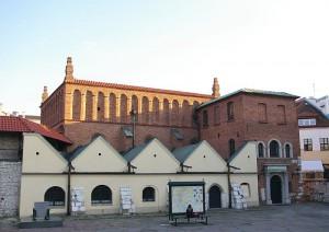 Synagoga Stara w Krakowie / fot. Jakub Hałun, CC-BY-SA 3.0