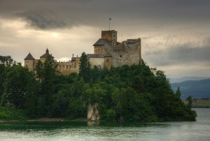Zamek w Niedzicy / fot. Łukasz Śmigasiewicz, CC-BY-SA 3.0
