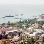 Zatoka Suchumi, Abchazja, 1910 r.