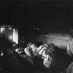 chłopi chorzy na tyfus, fot. Maksim Dimitriew, ok. 1891-92 r.