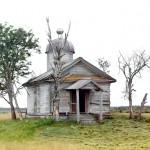 kapliczka w Biełoziersku, 1909
