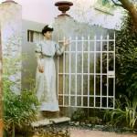 kobieta w ogrodzie, 1905-1915