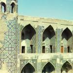 Meczet w Azji Środkowej