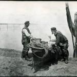 Rybacy, fot. Maksim Dimitriew, ok. 1890 r.