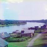 Rzeka Szuja, 1915 r.