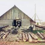Tartak nad Oką, 1912 r.