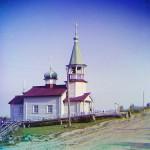 Wiejska cerkiew, 1915