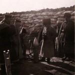 Artyleria podczas bitwy pod Sandepu, styczeń 1905 r -2