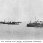 Druga eskadra Floty Pacyfiku w Kronsztadzie, 1904