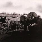 Ewakuacja rannych Japończyków, 1904