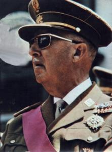 Franco w 1969 roku, domena publiczna