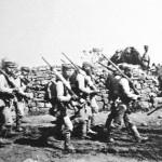 Japończycy pod Czemulpo, 1905