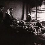 Japoński szpital w Huangshan, 1904 r