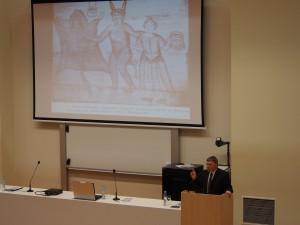 Wykład inaugurujący XXIII OZHS w Toruniu prof. dr hab. Jacka Wijaczki
