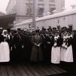 Pociąg medyczny Jej Cesarskiej Wysokości, 1905 r