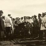 Przekazanie nowej haubicy, 1905