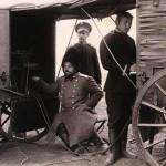 Stacja radiowa 1. Armii, 1904 r