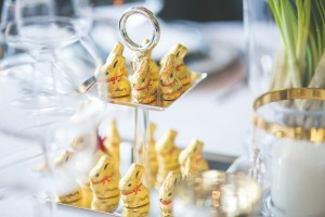 kaboompics.com_Little Lindt  gold Easter Bunnies