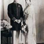 Ślub księżnej Iriny i księcia Feliksa Jusupowa