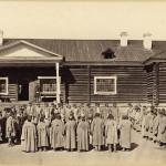 Apel katorżników, koniec XIX wieku
