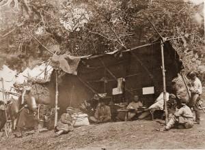 Biwak wojsk rosyjskich, 1877 r