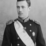 Brat cara Mikołaja II, wielki książę Jerzy Romanow