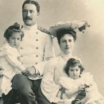 Gruzińska rodzina szlachecka, koniec XIX wieku