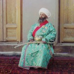 Kush-Beggi, Minister Spraw Zagranicznych Buchary, 1910