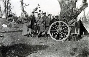 Lejbgwardia 5 Коnnej Baterii Artylerii, 1877 r