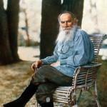 Lew Tołstoj na Jasnej Polanie, 23 maja 1908