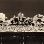 Niewielka część carskich klejnotów, ok 1925 r