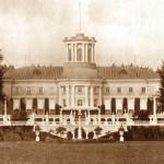 Podmoskiewski Pałac Archangielskoje, koniec XIX wieku