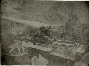 Rosyjska artyleria oblężnicza, 1877 r