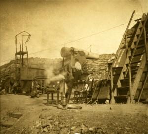 Rosyjska artyleria oblężnicza, 1878 r