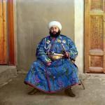 Said Mir Muhammed Alim Chan, ostatni emir Buchary, 1911