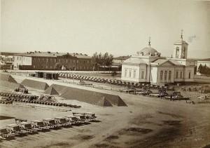Twierdza w Adrianopolu, 1878 r