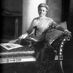 Zinda Jusupowa w swoim pałacu