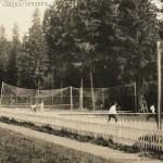 gra w tenisa - Puszkino