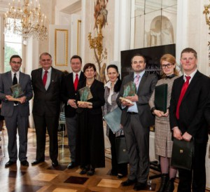 Zwycięzcy Plebiscytu Wydarzenie Historyczne Roku 2014 / fot. muzhp.pl