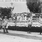odsłonięcie pomnika Piotra Wielkiego, Sankt Petersburg, 1909 r