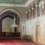 pałac Emira, Shir-Budun, Buchara, ok 1910