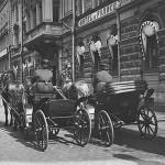 ul Bolszaja Morskaja, Sankt Petersburg, ok 1900 r